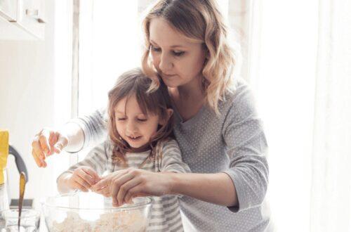 5 consejos para no vivir en la cocina cuando tienes niños pequeños.
